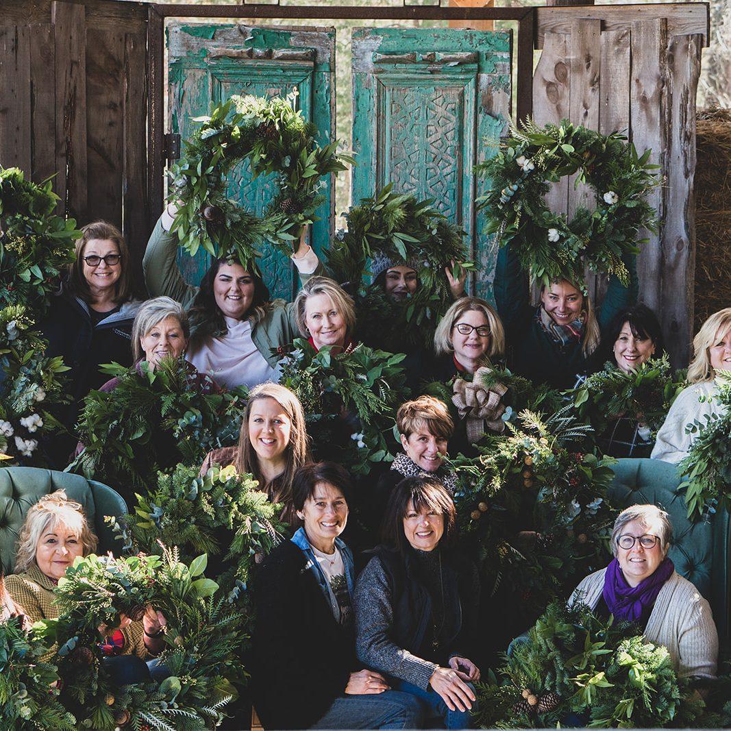 Heirloom Wreath Workshop